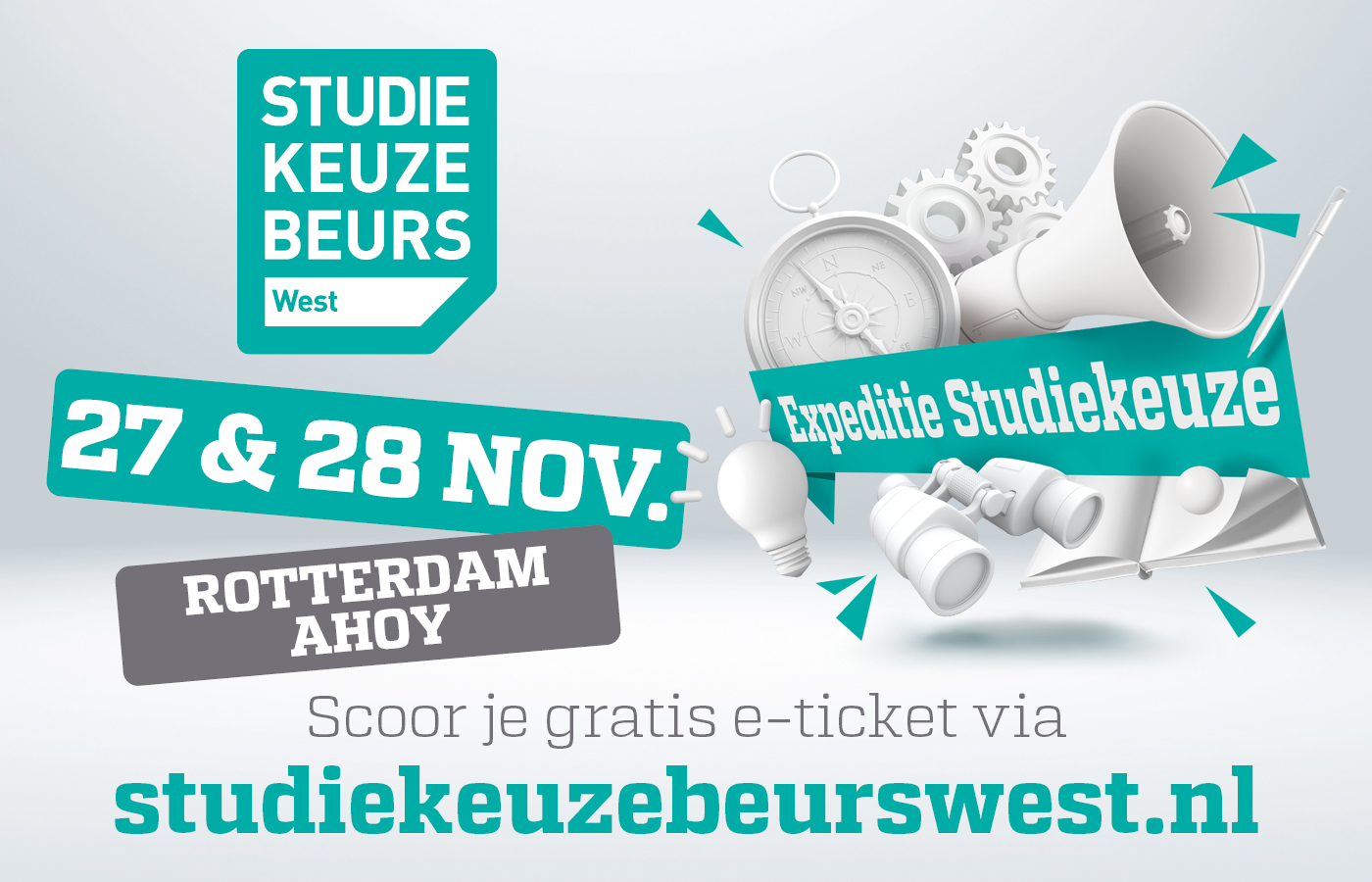Studiekeuzebeurs West Narrowcasting